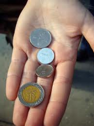 A few shekels for your guidebook sir?