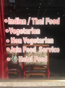 Mmmm non-vegetarian...