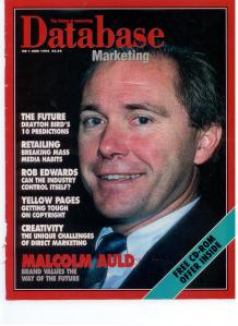 Magazine cover June