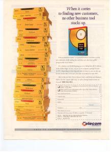 Telecom ad