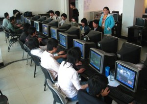 computer sweatshops