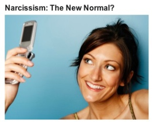 Narcissism-normal