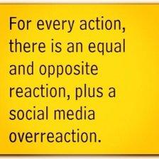 social overreaction
