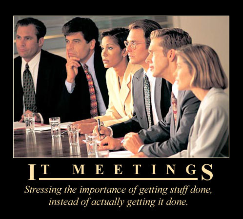 Meetings The Malcolm Auld Blog