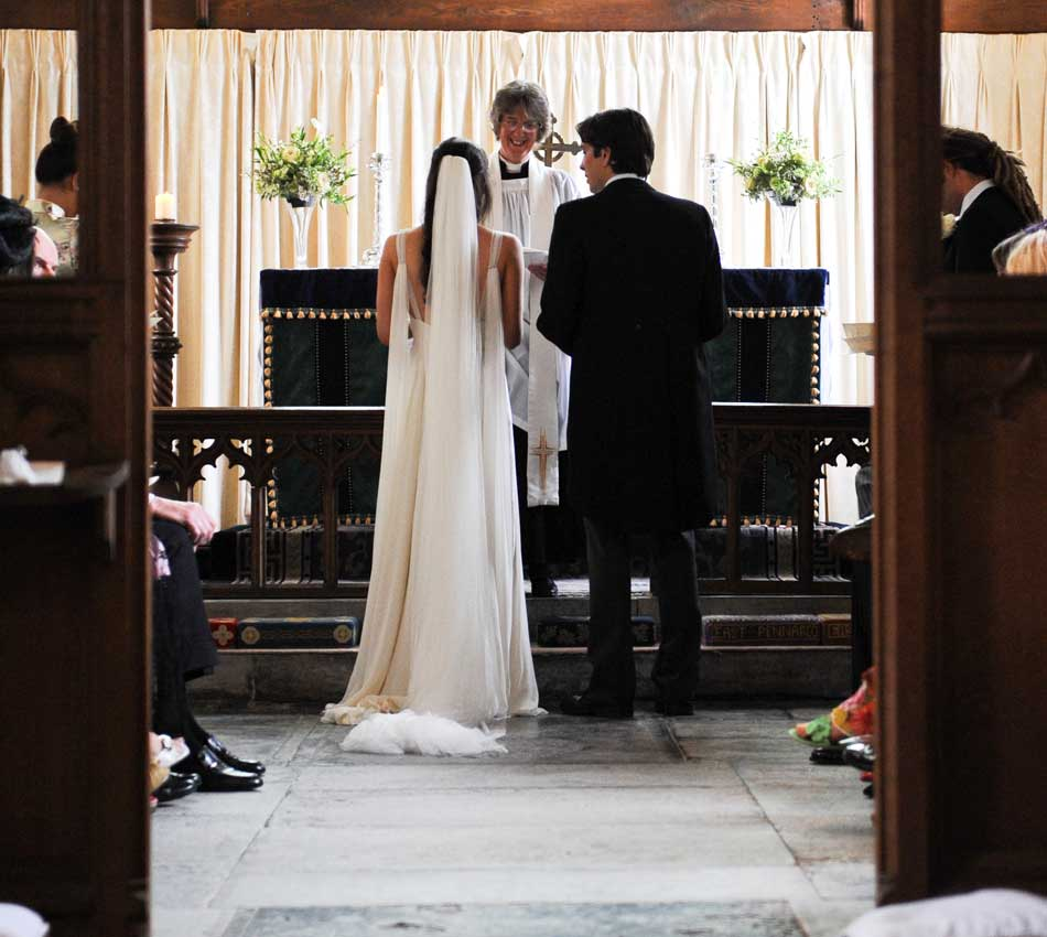Wedding Ceremony: Why Amazon Should Buy Australia Post, Or At Least Have An