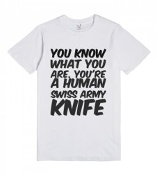human swiss army knife