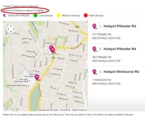 wi-fi hot spots
