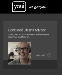 Claims adviser