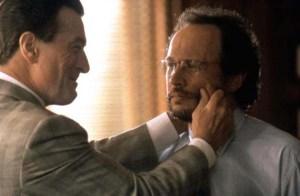 ANALYZE THIS, Robert De Niro, Billy Crystal, 1999. © Warner Bros.